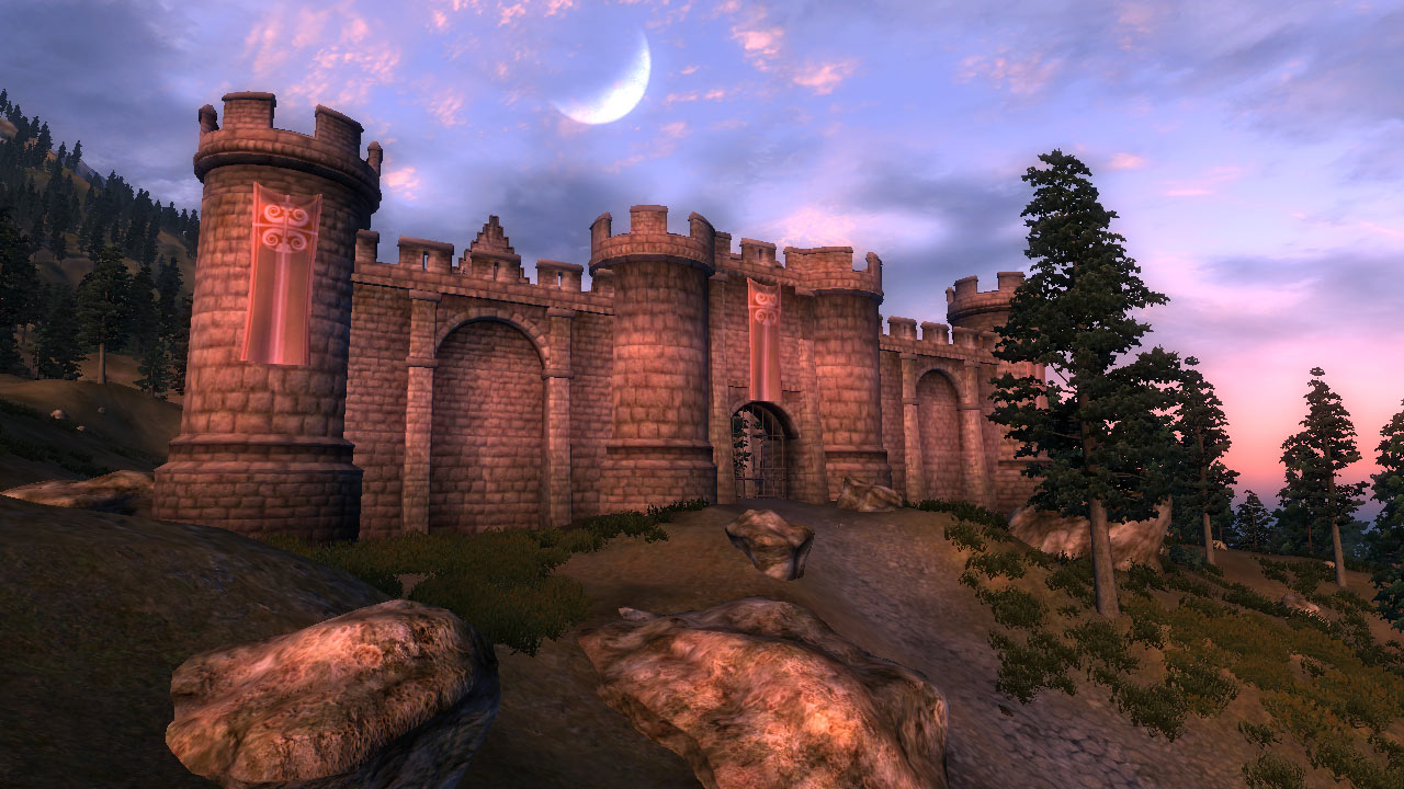 Battlehorn castle enhanced_the fighters stronghold revisited at.